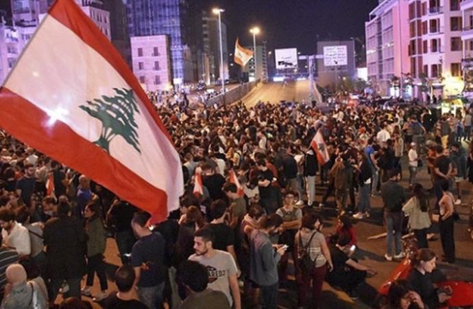 BAE ve Suudi Arabistan'ın eli şimdi de Lübnan'da