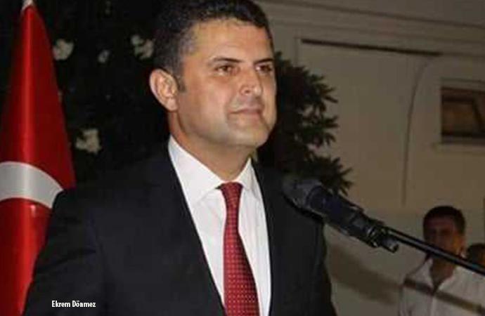 Hatay Baro Başkanının gözaltına alınmasına tepki