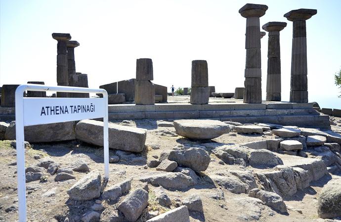 1981'den beri kesintisiz kazı çalışması yürütülen antik kent
