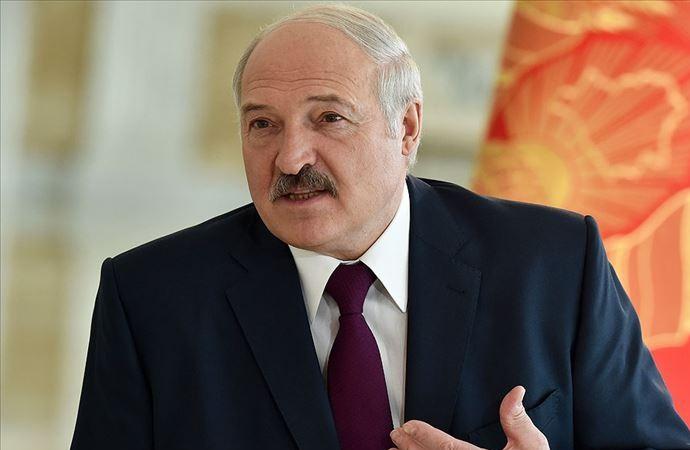 Lukaşenko, protestoların 3 ülkeden yönetildiğini açıkladı