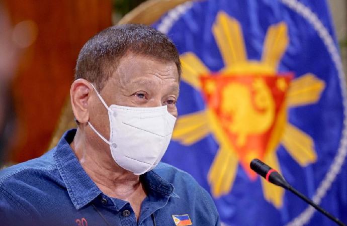 Rusya açıklamadan Duterte alkışladı: Aşınıza güveniyorum, bende deneyebilirsiniz