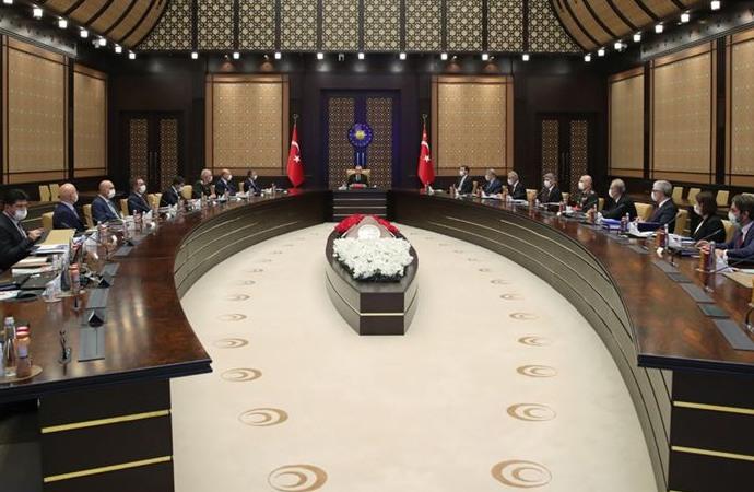 Savunma Sanayii İcra Komitesi Toplantısına ilişkin açıklama