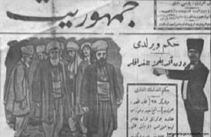 Türkiye'nin sekülerleştirilmesinde bir araç olarak gazete