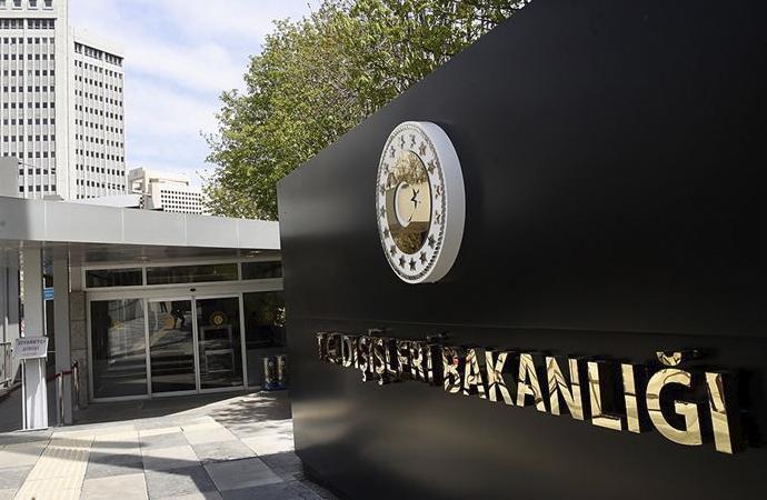 Dışişleri Bakanlığı Yunanistan'a Lozan anlaşmasını hatırlattı