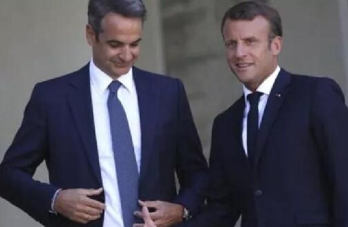 Yunanistan 10 milyar dolarlık askeri alım yapacak, en büyük pay Fransa'ya