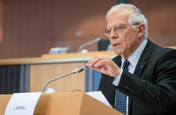 Borrell: Geçmişteki imparatorluklar geri geliyor