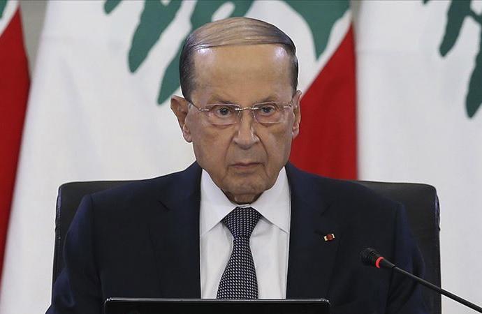 Mişel Avn: Lübnan 'yol ayrımında'