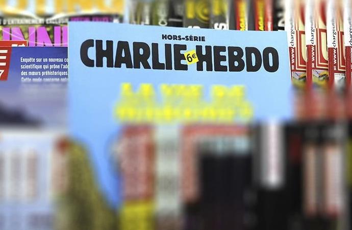 'Charlie Hebdo'ya destek arayışı