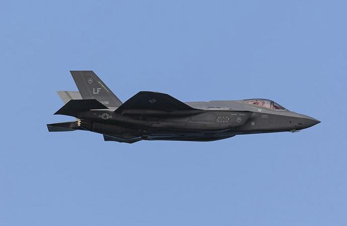 BAE anlaşmadan bir hafta sonra F-35 başvurusu yaptı