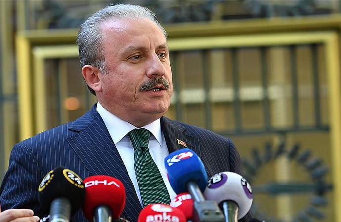 TBMM Başkanı Şentop'tan idam cezası ile ilgili yeni açıklama