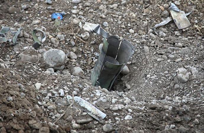 Ermenistan'ın Nahçıvan'a saldırısına Türkiye'den kınama