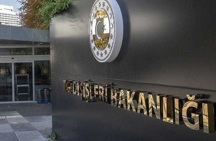 İsrail'in yasadışı yerleşim faaliyetlerine Türkiye'den tepki