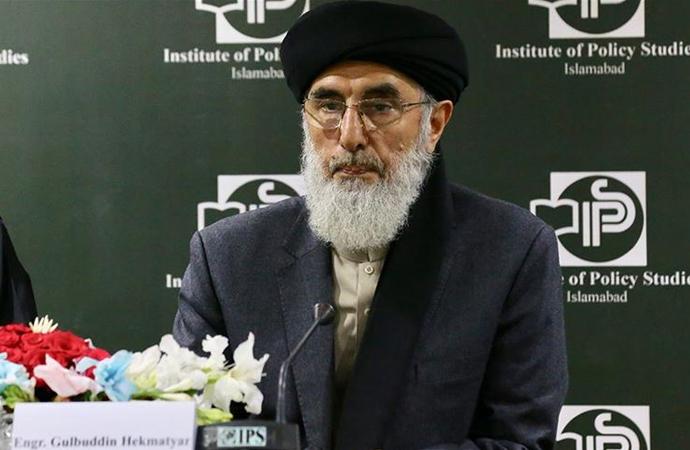 Hikmetyar, Taliban'la farklı bir müzakere başlatacaklarını duyurdu