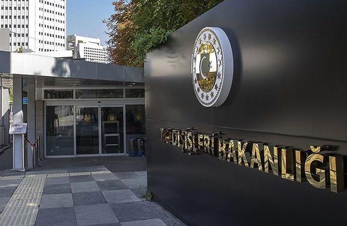 Türkiye, Almanya'da camiye polis baskınını şiddetle kınadı