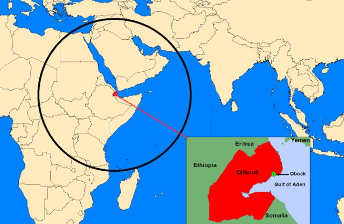 Türkiye-Cibuti-Somali arasında deniz yoluyla nakliye hattı