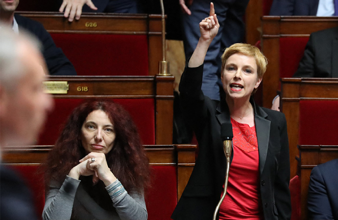 Fransız milletvekili: Bu ülke aklını mı yitirdi?