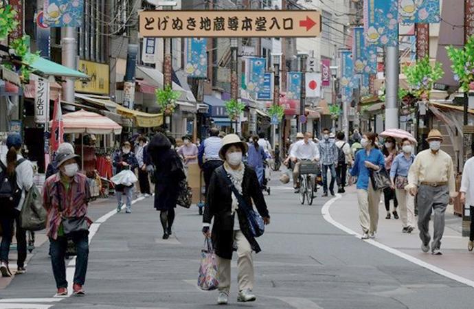 Japonya'da geçen ay 1805 kişi intihar etti