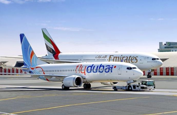 Dubai-Tel Aviv arasında ticari uçak seferleri başladı