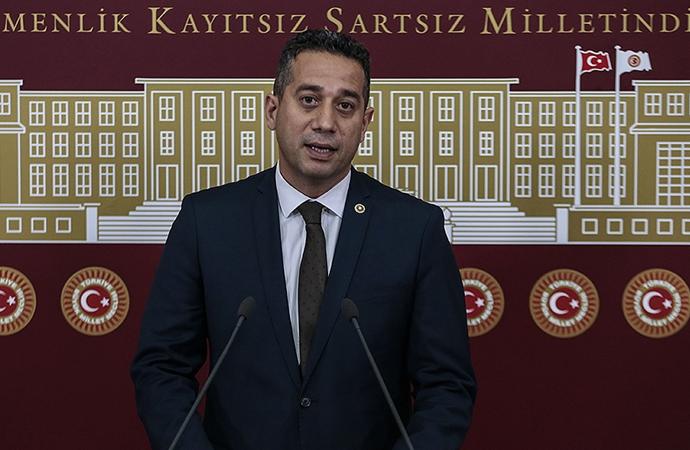 CHP Milletvekili Ali Mahir Başarır hakkında soruşturma