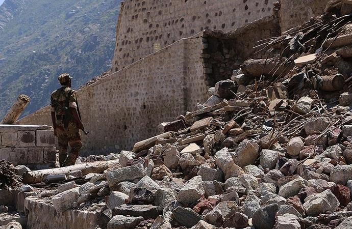 Yemen'de 6 yıldır süren savaş 233 bin kişi hayatını kaybetti