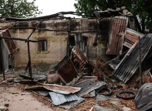 Boko Haram'ın bir kampı imha edildi