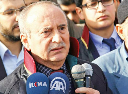 Avukat Necip Kibar vefat etti