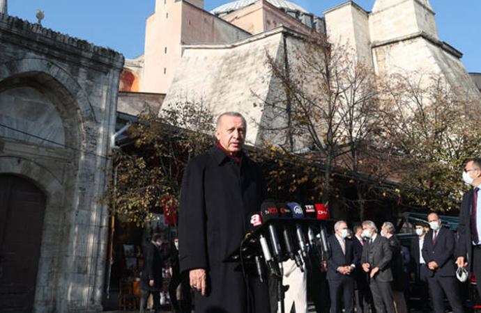 Erdoğan: Sağlık için gerekeni yapar aşı olurum