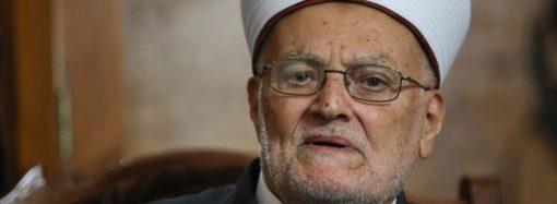 İkrime Sabri: Türk halkının Kudüs davasında durduğu yer çok stratejik