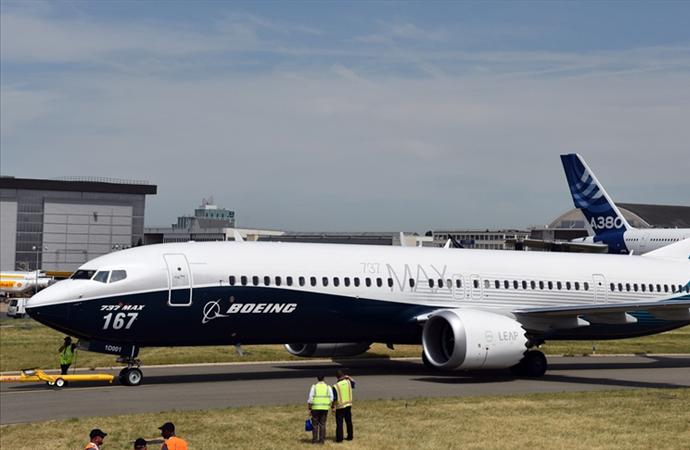 Boeing yolcu uçaklarının yaptığı 2 kaza nedeniyle 2,5 milyar dolar ödeyecek