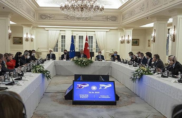 Çavuşoğlu: Türkiye Avrupa'dadır ve Avrupa kaderimizin bir parçasıdır