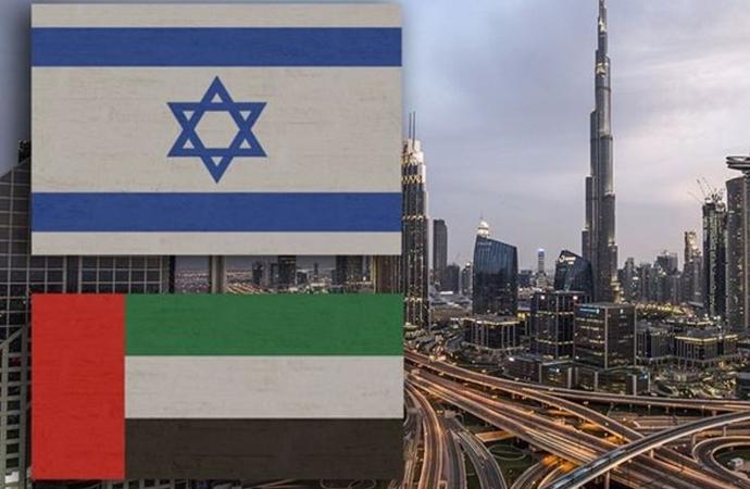BAE, İsrail'e vizeyi kaldırdı