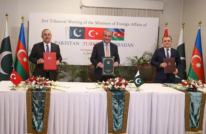 Türkiye, Azerbaycan ve Pakistan arasında 'İslamabad Deklarasyonu'