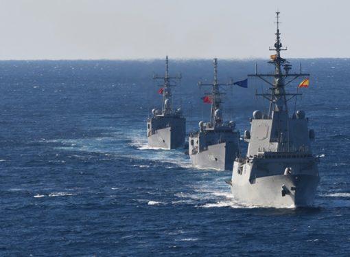 MSB: NATO ile Doğu Akdeniz'de geçiş eğitimi yapıldı
