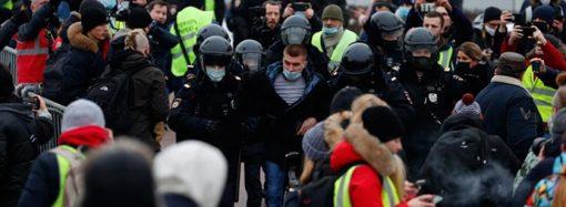 Rusya'da binlerce kişi Navalnıy serbest bırakılsın istedi