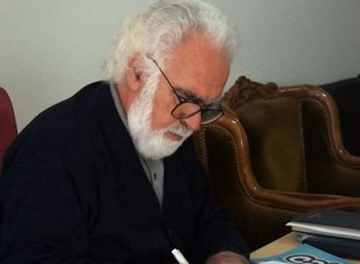 Atasoy Ağabey / Ak Saçlı Bilge