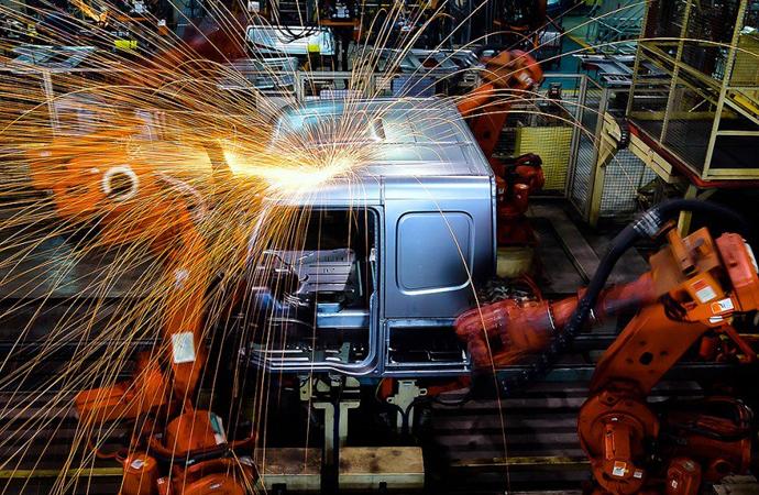 Çin 9 alanda endüstriyelleşme planı yaptı