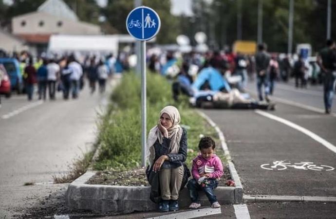 Suriyeli mazlumlar Avrupa'ya ağır geldi!