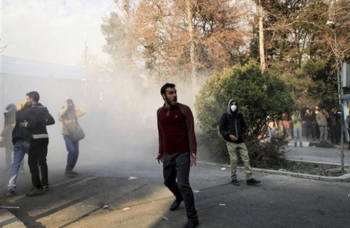 """CHP: """"İran'daki olaylar tesadüf değil"""""""