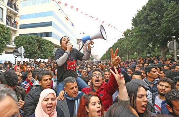 Tunus olaylarının arkasında BAE var iddiası