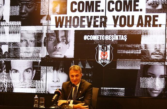 Beşiktaş kulübü 'Globalleşmeye' devam ediyor