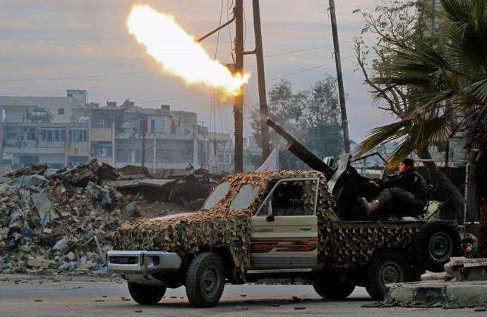 Suriye'de TSK'nın eğittiği 20 bin kişilik ordu