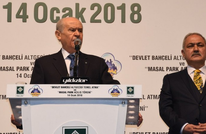 'Türkiye Cumhuriyeti 3. dönemine başlayacak'