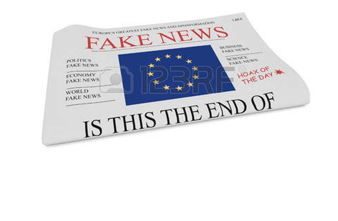 Avrupa Birliği 'yalan haber'le mücadeleye başlıyor