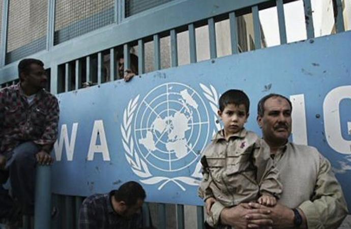 ABD'nin mali kesintisi Filistinli mültecileri tehlikeye sokacak