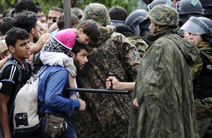 AB ülkeleri Suriyeli sığınmacılara nasıl davrandı