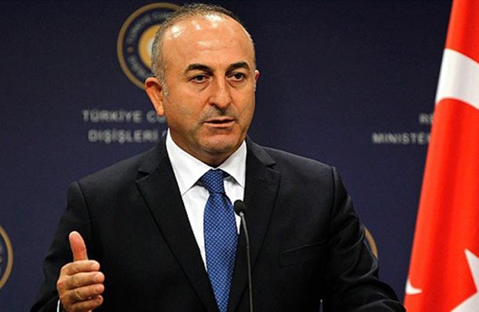 Dışişleri Bakanı Çavuşoğlu: Tüm taraflara bilgi verdik