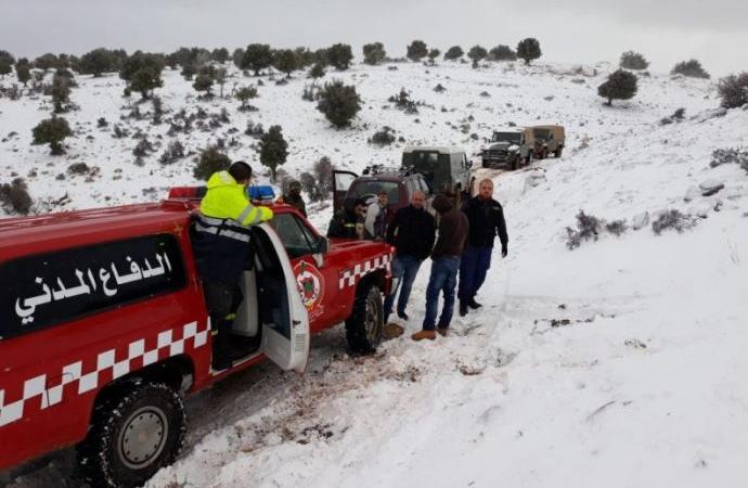 Lübnan sınırında facia! Donarak ölen Suriyeli göçmenlerin sayısı 15 oldu
