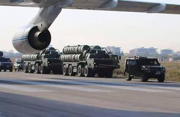Rusya, Suriye'deki güçlerini 4 adet yeni S-400 ile takviye etti