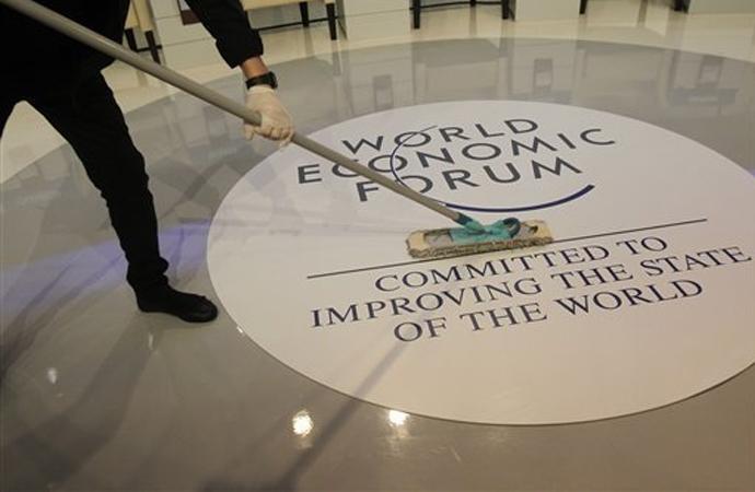 """Davos'ta Devlet Başkanları """"Ticari korumacılık""""tan şikayet etti"""