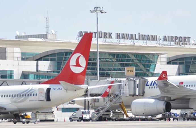 Atatürk Havalimanı'nda Bitcoin operasyonu